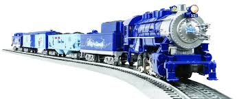 Thomas Kinkade Christmas Tree Train by O Gauge Christmas Trains