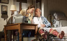Laurie Metcalf stuck in Misery with Bruce Willis Chicago Tribune
