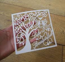 paper cutting designs  paper cut out christmas decorations