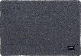 joop badteppich basic anthrazit 069 70x120 cm