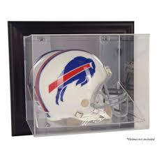 Buffalo Bills Fanatics Authentic Black Framed Wall Mountable Helmet Display Case