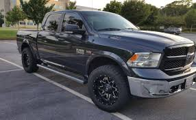 Offset For Stock Ram Trucks