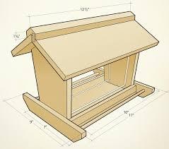 bird feeder canadian woodworking magazine