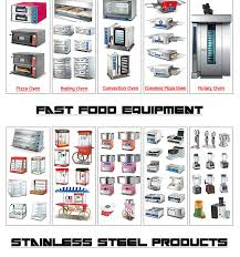 Restaurant Kitchen Equipment Price List From China Buy