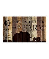 Look What I Found On Zulily Life Is Better Wood Wall Sign Pallet IdeasPallet ArtPallet