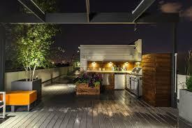 outdoor kitchen ideas u shaped outdoor island light brown