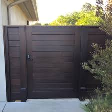 100 Contemporary Gate Premium Wood S Garden Passages