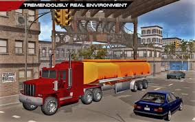 Grand City Oil Truck Driver 3d 2.2 APK Download - Android Simulation ...