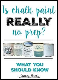 Americana Decor Chalky Finish Paint Hobby Lobby by When To Prep Before Chalk Paint Canary Street Crafts