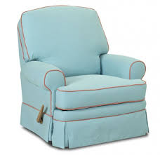 Upholstered Nursery Recliners Baby Recliner Glider Rosenberry Rooms