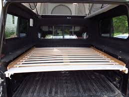 Truck Bed Sleeping Platform - Tacoma Sleeping Platform Bed | Camping ...