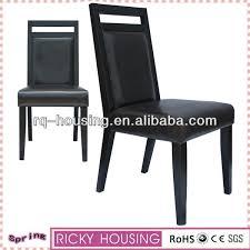 holz esszimmer stühle schwarz lack moderne sell schwarz leder esszimmer stuhl malerei möbel schwarz lack holz stuhl buy malerei möbel