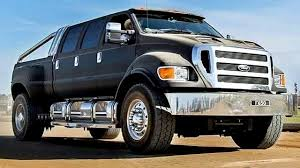 The World's Biggest Pickup - Ford F-650 - YouTube