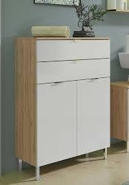 monson badezimmer kommode grandson eiche weiß günstig möbel küchen büromöbel kaufen froschkönig24