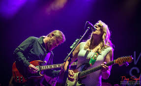 Tedeschi Trucks Band Continues Collabs, Rips Through