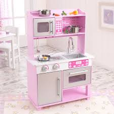 Wayfair Play Kitchen Sets by Teamson Kids Play Kitchen Set Pink Toys R Us Play Kitchens That