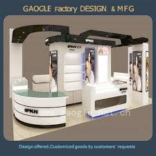 Cosmetic Product Display Stands For Cosmetics Retail Displays