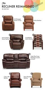 recliner reimagined for father s day sofa mart for the front door