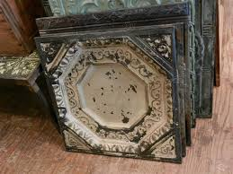 Antique Ceiling Tiles 24x24 by Tin Ceiling Panels These Make Great Picture Frames Just Cut Out