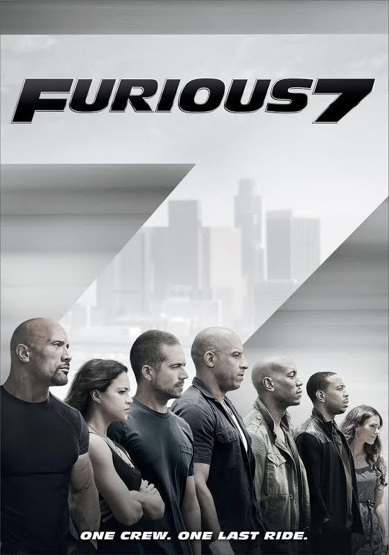 Furious 7 - DVD