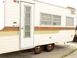 How I Repaired Remodeled And Restored An Old RV Camper