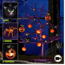 Avon Fiber Optic Halloween Decorations by Glowing Fiber Optic Pumpkin Halloween At Hnhco Enterprises Llc