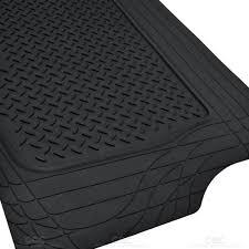 Chevrolet Cruze Floor Mats Uk by 5 Pc All Weather Car Floor Mats U0026 Cargo Set Black Rigid Tech