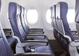 Airplane seat reclining Can economics reveal who deserves the space