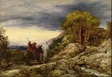 The Prophet Balaam And Angel