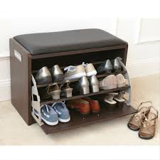 affordable free standing plastic interlocking shoe rack organizer