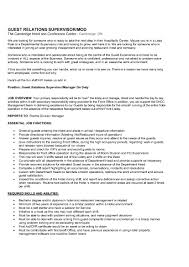 Front Desk Cover Letter Hotel by Click Here To Download This Hotel And Conference Centre Manager