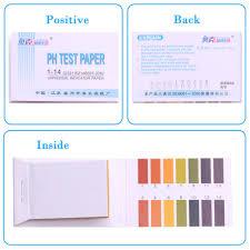 100 Ph Of 1 0 Pcs Indicator Litmus Paper Soilsting PH Test Strips