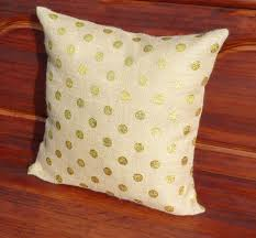 Decorative Couch Pillow Covers by Gold Polka Dot Burlap Pillow Covers Zippered Pillow Decorative