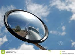 100 Semi Truck Mirrors In Mirror Stock Photo Image Of Operator Industry 2986658