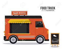 100 Food Delivery Truck Hamburger Fast Transportation Creative Icon