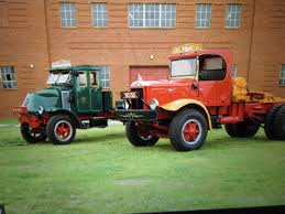 Restored Mack Flatbed And Semi Tractor.   Antique Trucks   Pinterest ... Antique Truck Collection Greigsville Ny Youtube Truckdomeus Trucks For Sale 1950s Pickup Oerm 2017 Truck Show Collectors Weekly Stock Photos Images Alamy Pin By Charles Ervin On Motorcycles Cars And Pinterest Show Hauls In Fun Cranston Herald Modern Illustration Classic Ideas Ford Officially Own A A Really Old One More Photos Antique Pickup Trucks Visualogs Old Water Pumps O G Pump Company 1949 Intertional Harvester Kb2 Sale Near Riverhead New York