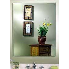 Jensen Medicine Cabinets Recessed by Metro Oversized Frameless Medicine Cabinet By Jensen Formerly Broan
