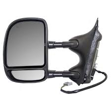 100 Side View Mirrors For Trucks Amazoncom Drivers Telescopic Tow Power Mirror Heated