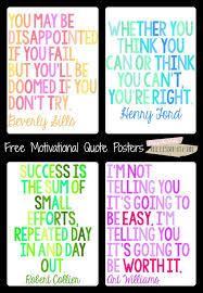 Creative Kids Inspirational Posters And Attractive Ideas Of All Things Upper Elementary Motivational Quotes For Students 4
