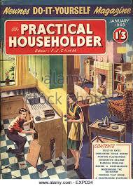 1950s uk home magazine cover stock photos u0026 1950s uk home magazine