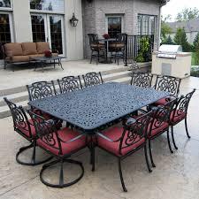 Cast Aluminum Outdoor Sets by Mobile Patio Sets Cast Aluminum Labadies Patio Furniture