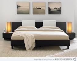 Low Profile Platform Bed Frame