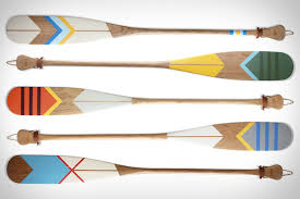 decorative oars and paddles norquay canoe paddles uncrate