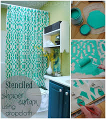 Teal Color Bathroom Decor by How To Change The Décor Of Your Bathroom With A Simple Diy Shower