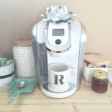 Keurig K250 White Fan Gets A New Brewer For Her Kitchen Get Yourself 20