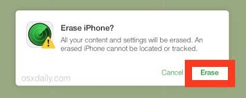 How to Remotely Disable iCloud Activation Lock from an iPhone