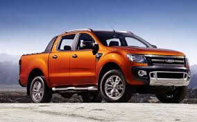 100 2014 Ford Truck Models F150 SVT Orange Raptor Orange Ranger