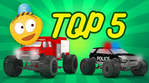 Monster Truck Compilation - Fire Brigade, Tow Truck, Police Cars ... Superman Peppa Pig And Other Monster Trucks Parking Truck Sports Car Kids Race Youtube Grave Digger Mayhem Cartoon Image Group 57 Lion For Children Mega Tv Fire Truck Bulldozer Racing Car And Lucas The Videos For Hot Wheels Monster Jam Toys Best Series Compilation Trucks Children Dinosaur Toys Ocean Toy Videos Sharks Truck For Children Street Vehicle Playing At Home Play Bowling Vehicles 3d Cars