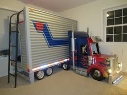 Optimus Prime Bed – Be A Fun Mum