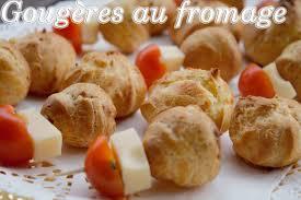 pâte à choux salée gougères au fromage quelle recette episode 37